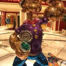 Popeye by Jeff Koons - Las Vegas. NV