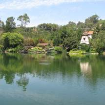 Lake Shrine Meditation Garden - Pacific Palisades, CA